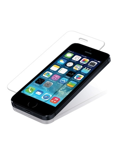 iPhone 5 Tempered Glass Çizilmez Cam Ekran Koruyucu -Kingshark
